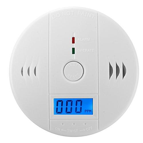 ELEGIANT® LED CO Kohlenmonoxid Melder hohe Empfindlichkeit Gasmelder elektronischem Sensor
