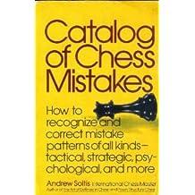 CATALOG CHESS MISTAKES