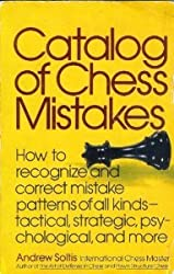 Catalog of Chess Mistakes