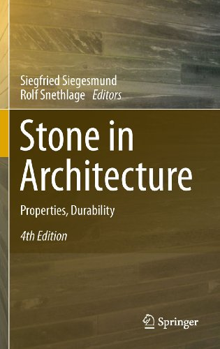 Stone in Architecture: Properties, Durability (English Edition)