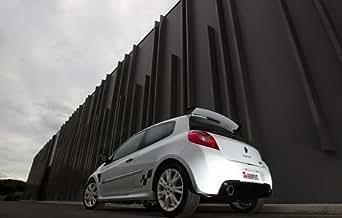 Renault - Ligne Inox Akrapovic Renault Clio 3 Rs