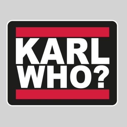 StyloTex Autoaufkleber Karl Who ?