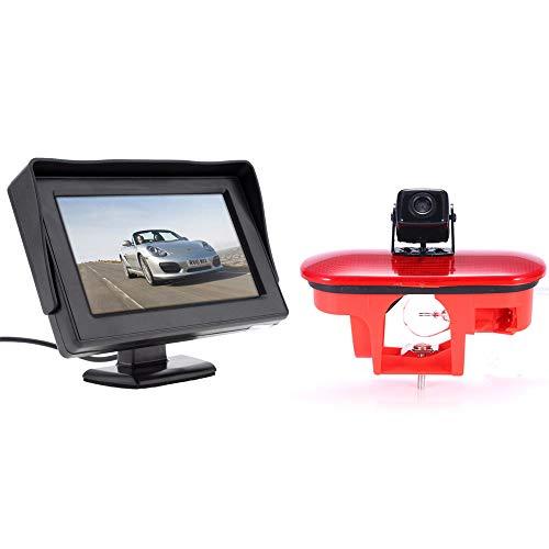 Klakus Kit de réparation de Toit pour Voiture avec Feux de Stop et écran LCD 4,3\