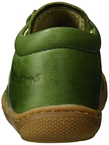 Naturino Naturino 3972, Chaussures Bébé marche bébé garçon Grün (Militaergruen)