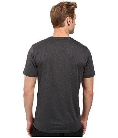 Legend 2,0 SS TEE Nike-Maglietta da uomo Antracite/nero/argento opaco