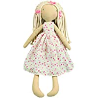 Image of Andreu Toys Toys177453, Kelsey ' Doll-50 cm, Multicolor, 50 cm - Comparsion Tool