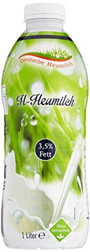 H-Heumilch 3,5% (6 x 1L) haltbare Milch