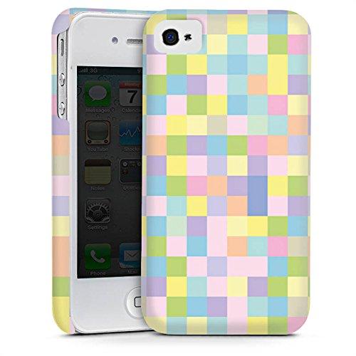 Apple iPhone 5s Housse Étui Protection Coque Motif Motif couleurs Cas Premium mat