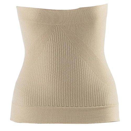 Glield Bauchband Nach Geburt, Taillentrainer, Slimmerbelt, Bauch Shaper, Taillenformer Bauchweg YFD02 (L, haut)