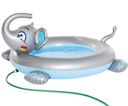 Happy People 77706 - Pool Elefant, 152 x 120 x 70 cm