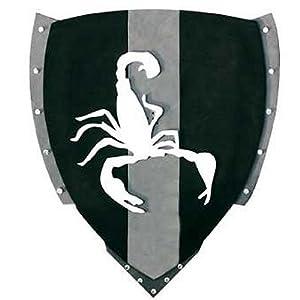 Le coin des enfants Le Coun Des Enfants17867 Sardamone Sparkling Shield Juguete (Talla única)