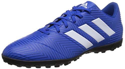 Adidas Nemeziz Tango 18.4 TF, Botas de fútbol para Hombre, Azul Ftwbla/Fooblu 001, 42 EU