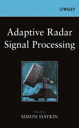 Adaptive Radar Signal Processing: Toward the Development of Cognitive Radar