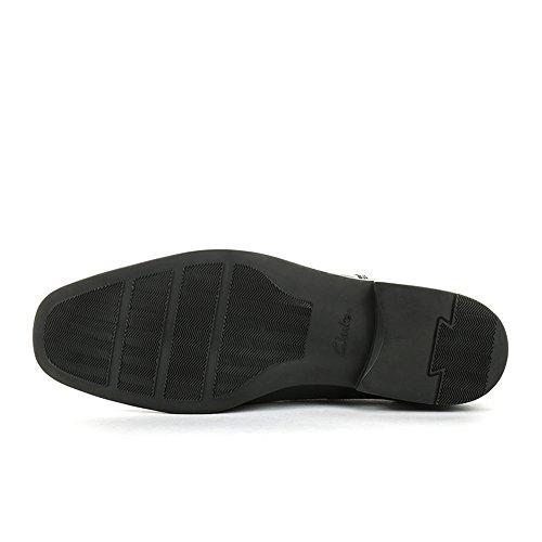 Clarks Businessschuh Tilden Walk, Farbe: schwarz Schwarz