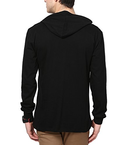 Inkovy-Full-sleeve-Mens-cotton-Hooded-T-shirt