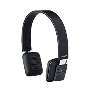 Genius HS-920BT Casque Bluetooth + Microphone Noir
