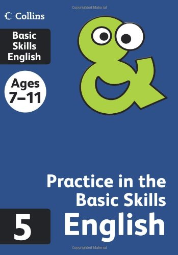 Collins Practice in the Basic Skills – English Book 5