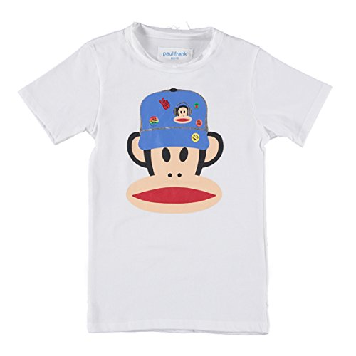 Paul Frank Jungen T-Shirts-kurzärmlig - 164 (Frank Paul T-shirt Kinder)