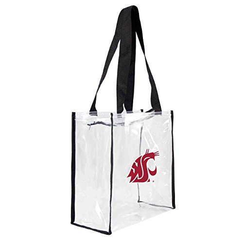 ncaa-washington-state-cougars-square-stadium-tote-115-x-55-x-115-inch-clear-by-littlearth