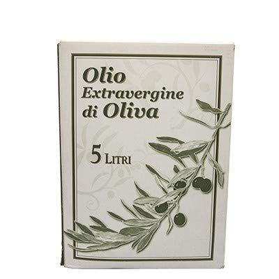 Olio Extra Vergine Di Oliva Bio Di Leccino Lt. 5