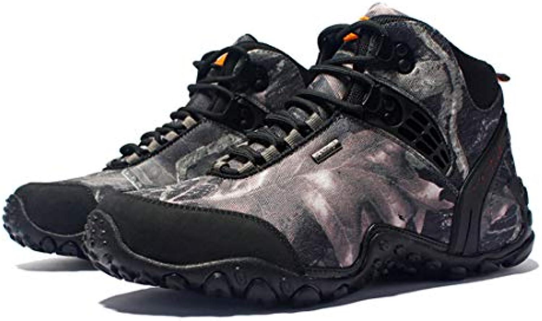 dandanjie des bottes de ran ran ran ée, escalade de montagne les chaussures étanches du camouflage, un parent, 43eu b07gzk77kk a21a9f
