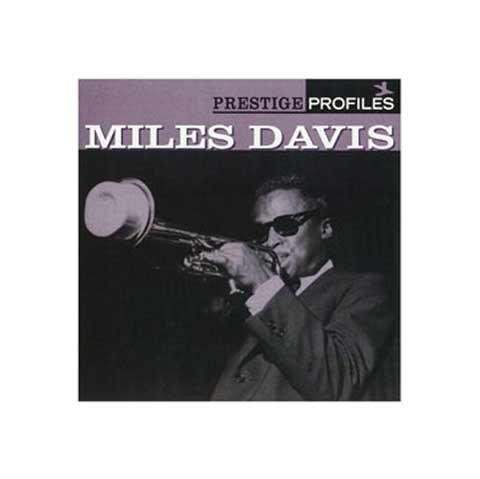 Stax/Concord - Miles Davis - Kunstdruck Artprint Foto Miles Davis - Grösse 40x40 cm