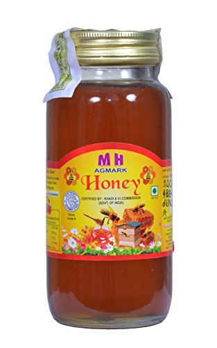 Pure Natural And Organic Honey Food Product (500 Gms) For Health