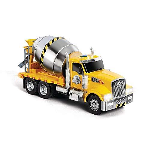 Fast Lane - Camion toupie béton sonore et lumineux