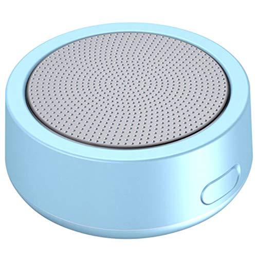 QWERTOUY Mini Generador de ozono purificador de Aire Desodorante, USB Recargable Frigorífico Purificador...