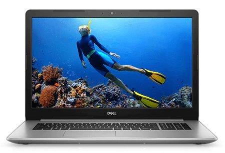 """Dell 5770 17.3"""" i7 8th Gen 8550U16gb 2tb 4gb AMD Radeon 530 FHD (1920 x 1080) Non Touch Win10 Proffesional Backlit Keyboard"""