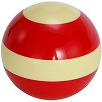Sharplace Bola de Billiard de Resina Poliéster Juego Deportivo Accesorio de Billiard
