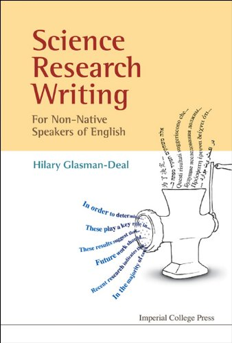 Science Research Writing for Non-Native Speakers of English: A Guide for Non-Native Speakers of English (English Edition)