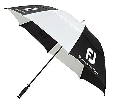 FootJoy Dual Canopy Umbrella - Golf Novelt (nylon) Couleur: multicolore: