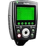 Phottix 89074 Déclencheur de flash à distance déclencheur + émetteur pour Canon Noir