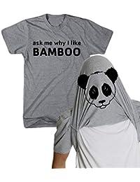 Polo Amazon T Abbigliamento it L Uomo Camicie Shirt E Bamboo AqqpaFX