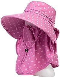 Moda Sombrero para El Sol Coche Señoras Protección Solar Eléctrico Ocio Especial  Estilo Salvaje Cubierta Protección 01a9daa2764