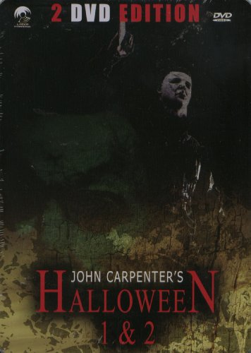 Halloween 1 & 2 (Steelbook) [2 DVDs]