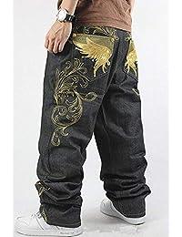 Amazon.it  Pantaloni HIP-HOP  Abbigliamento 551ac245591e