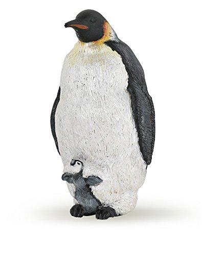 04c9dff55f Pinguino imperatore con cucciolo Papo cod. 50033.