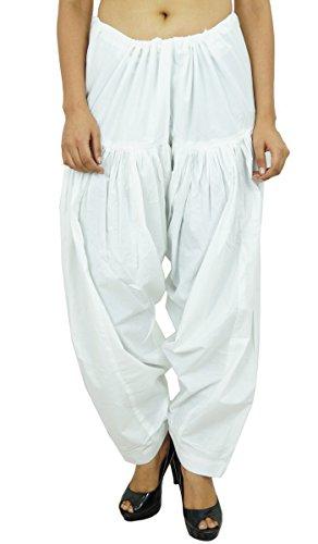 Baumwolle Bottom Wear Salwar Ethnische Wear Einstellbare Frauen Kleidung
