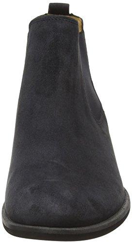 Gabor Damen Fashion Chelsea Boots Blau (dunkelblau 16)