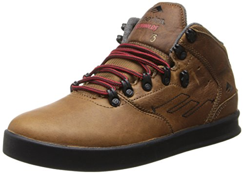 chaussures-emerica-the-reynolds-lx-brown-black-39