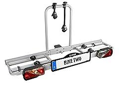 EUFAB 11411 Fahrradträger BIKE TWO