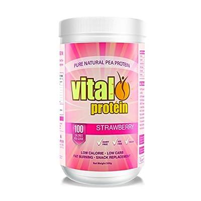 Vital 500 g Strawberry Protein by Martin & Pleasance