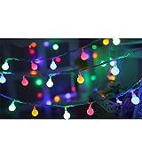 LED - zeichenkette String, String - Laterne, Laterne Weihnachten Laterne Stern schmücken, Urlaub, Lampe, märchen - Lampe,ky013,Farbe