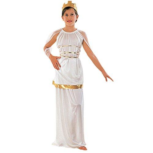Imagen de disfraz de diosa griega para niña  4  6 años