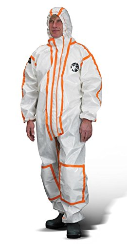 alpha-solway-alphachem-x200-mens-disposable-coverall-chemical-resistant-overall-x-large-white