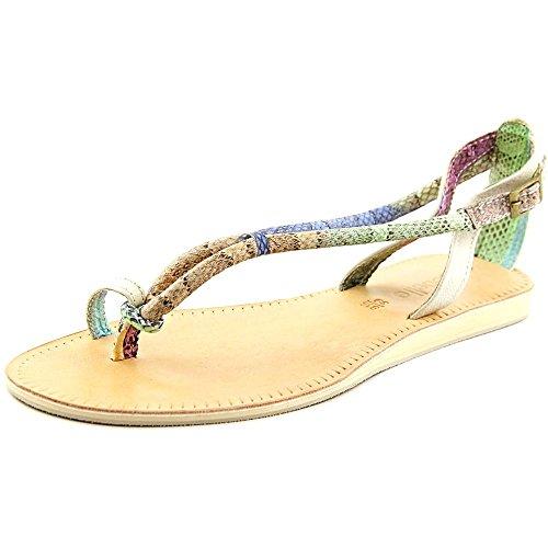 Cocobelle Elsie Femmes Cuir Sandale Rainbow