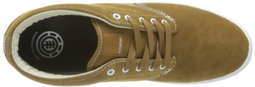 Element  Preston,  Scarpe da skateboard uomo Giallo (Jaune (Curry))
