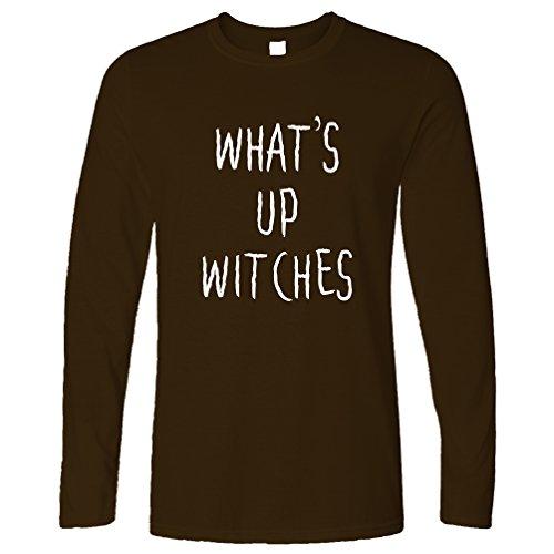 Was oben Hexen Lustige Sassy Halloween Slogan Kühle Spooky Scary (Dumme Kostüme Halloween Lustige)